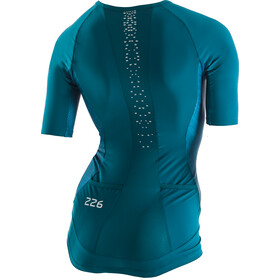 ORCA 226 Perform Sleeved Tri Top Women green
